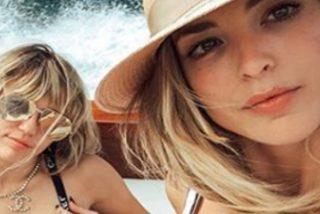 Cuando veas estas fotos de Kaitlynn Carter en mini bikini comprenderás mejor a Miley Cyrus