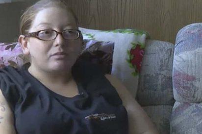 Esta madre de Dakota del Sur no sabía que estaba embarazada, y dio a luz a trillizos a las 34 semanas