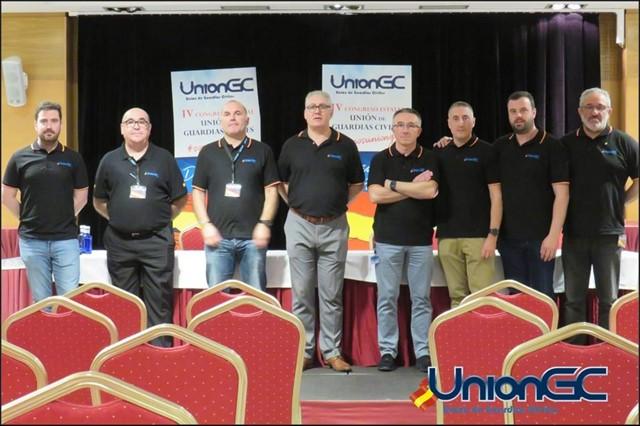 La Unión de Guardias Civiles --UniónGC-- denuncia a los CDR.