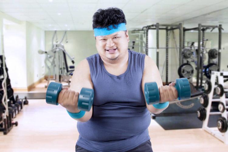 Chiste: el del ligón madurito en el gimnasio