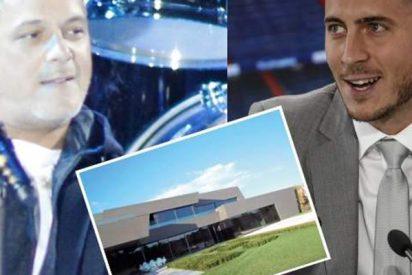 Hazard le compra a Alejandro Sanz su casa de Madrid por 11 millones de euros