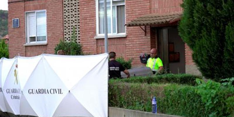 Hombre mata a su hijo de 16 años, hiere a su mujer y después se suicida en el municipio turolense de Andorra