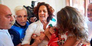 Itziar Gómez, la 'angelita' que Chivite ha metido en el Gobierno navarro: ex de Herri Batasuna, implicada en cobros irregulares y antiespañola