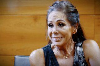 Isabel Pantoja cumple hoy 63 años y los ha celebrado con fiesta y bronca en 'Cantora'
