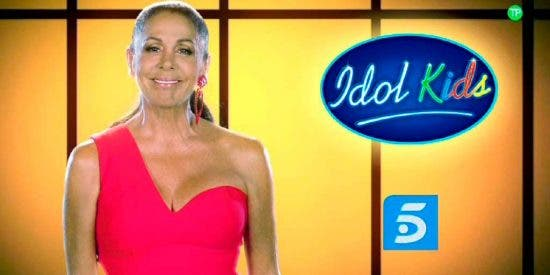 Ya es oficial: Isabel Pantoja será la estrella del jurado de 'Idol Kids'