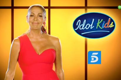 El capo Vasile cumple y presenta a Isabel Pantoja como jurado de 'Idol Kids'