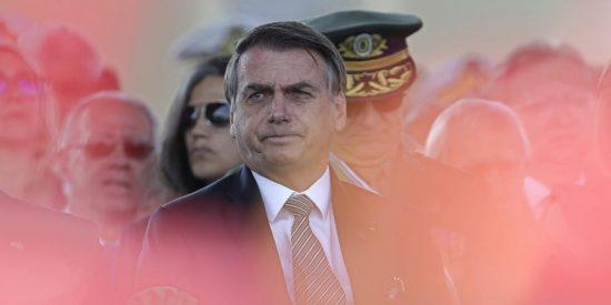 Jair Bolsonaro cancela su agenda de toda la semana, tiene síntomas del COVID-19