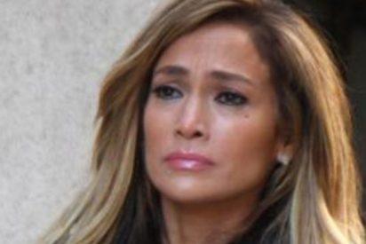 La terrible foto del trasero real de Jennifer López