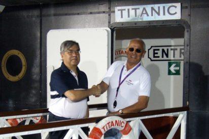 Jesús Ferreiro, nombrado Patrono de Honor de la Fundación Philippe Cousteau / Unión de los Océanos