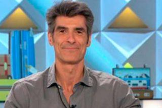 Jorge Fernández, 'La Ruleta de la Suerte', explica el problema médico de su alarmante delgadez