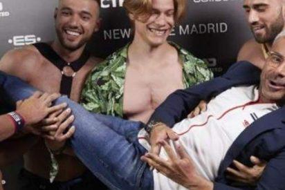 El desmadre gay de Jorge Javier Vázquez en Ibiza: desnudos y fiestones desenfrenados