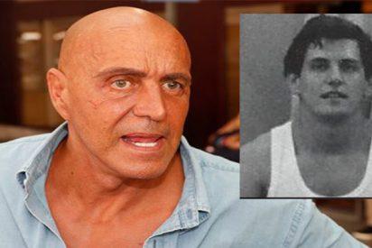 Kiko Matamoros, ahora y cuando era un chaval guapo.