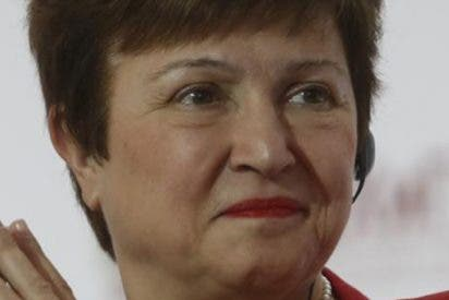 La búlgara Kristalina Georgieva elegida nueva directora el FMI