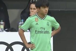 Por esto fichó el Real Madrid A Kubo; exhibición ante el Fenerbahce