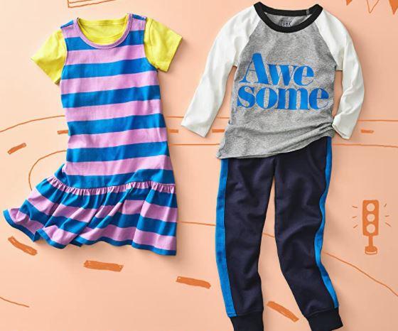 LOOK by Crewcuts moda para niños en Amazon