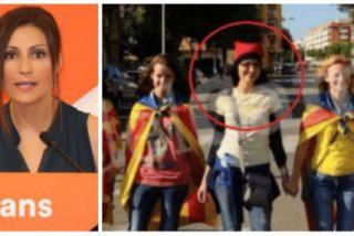 Rivera, ¡qué te la han colado! Lorena Roldán, su nueva líder en Cataluña, era una separatista de tomo y lomo