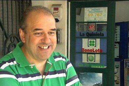 La ambición rompe el saco: el 'honrado' lotero de La Coruña que birló a un cliente un boleto de 5 millones y le dio 5 euros