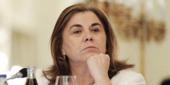 """La caradura de Lucía Méndez: """"El sistema no permitirá que yo sea directora de 'El Mundo'"""""""