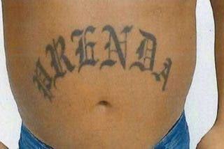 La Manada magrebí de Bilbao cayó por el mismo motivo que 'El Prenda'; un tatuaje