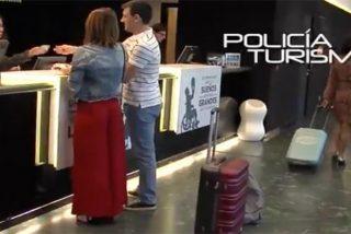 La Policía Nacional avisa del peligro cuando te estás registrando en un hotel
