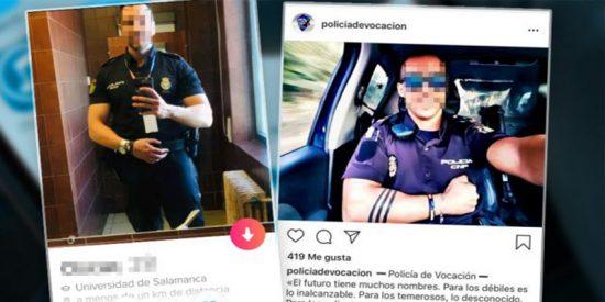 La Policía Nacional se planta ante los 'polis guapos': habrá expedientes si suben selfies a Instagram