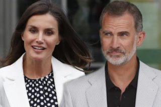 La Casa Real publica este tuit que logra un éxito inusitado: sin foto y con un estilo diferente