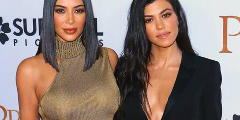 La erótica competición entre Kim Kardashian y Kourtney; ¿quién vencerá?