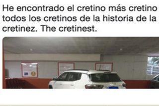 Coches: La foto de la forma de aparcar más sinvergüenza jamás vista
