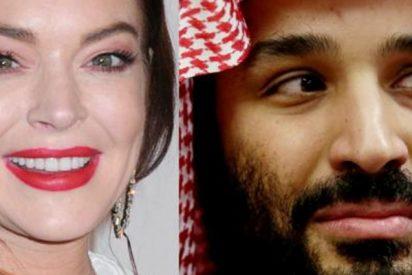 La inquietante amistad entre el Príncipe de Arabia Saudí y Lindsay Lohan y los lujosos regalos