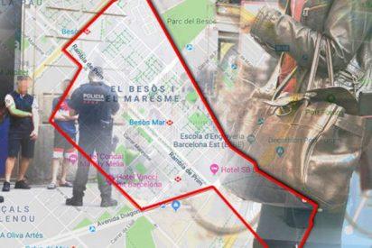 """La inseguridad en la Barcelona de izquierdas de Colau crea 'guetos': repartidores se niegan a entrar en """"zonas peligrosas"""""""