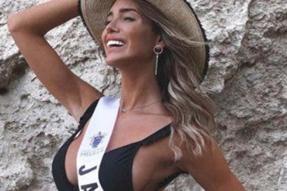 La novia de Kiko Matamoros 'saca pecho', tras ser abucheada en Miss World Spain: «No os tengo miedo»