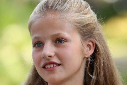 La princesa Leonor se ha hecho mayor y ni nos habíamos dado cuenta
