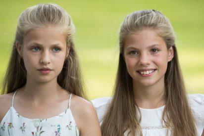 ¿Sabe alguien por qué la princesa Leonor y la infanta Sofía nunca compiten en las regatas?
