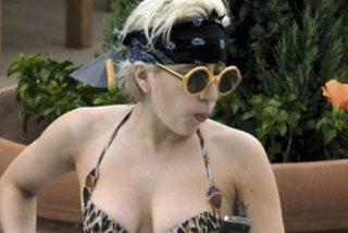 El raro medio de transporte de Lady Gaga para pasear por Malibú