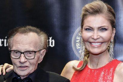 Larry King cumple 85 años y decide divorciarse de su séptima esposa