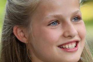Algunos periodistas alemanes, se pasan siete pueblos burlándose de la princesa Leonor