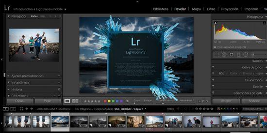 ¿Cómo editar fotos de forma profesional en Lightroom?