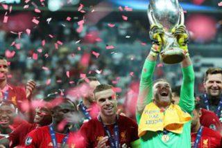 El Liverpool es ya el super campeón de Europa tras derrotar a un peleón Chelsea en los penaltis