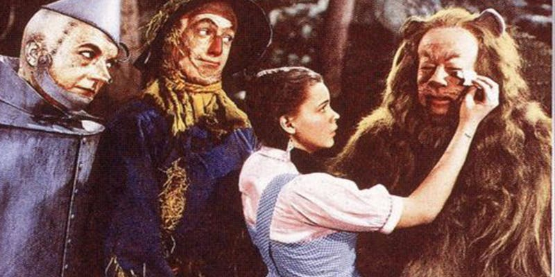 """Los mensajes subversivos ocultos en el """"El mago de Oz"""""""