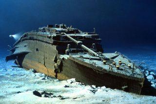 Titanic: un submarino golpeó los restos hundidos y Estados Unidos lo ocultó