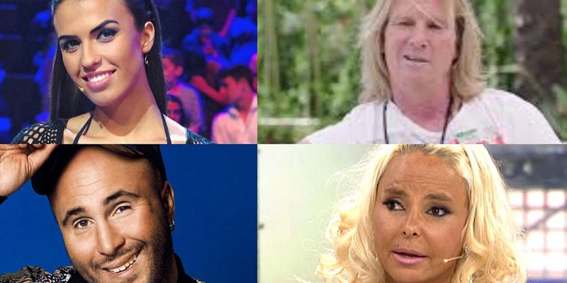 Los 12 famosos que se han convertido en concursantes profesionales de reality
