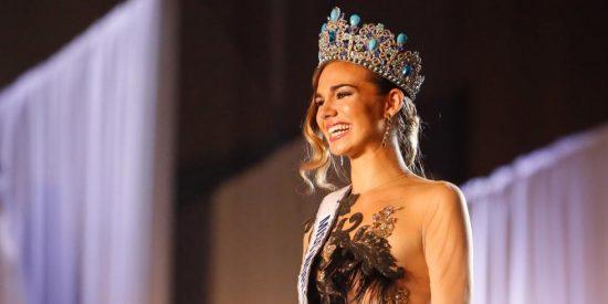 La cordobesa María del Mar Aguilera representará a España en el certamen Miss Mundo 2019