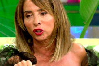 "María Patiño revela que un concursante de 'GH VIP' le gritó diciendo: ""Eres una mierda de presentadora"""