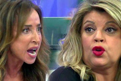María Patiño hace un terrible vaticinio sobre Terelu Campos y 'Sálvame'