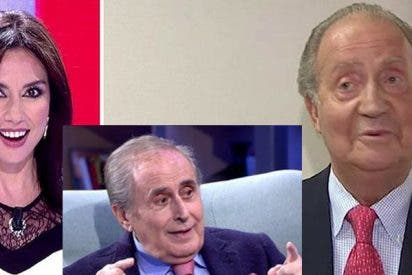 Peñafiel se compincha con los cutres de Risto para tocarle las pelotas al Rey Juan Carlos