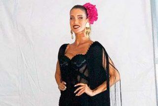 La novia de Kiko Matamoros no consigue el título de Miss World Spain y se mete en un 'charco' durante su discurso