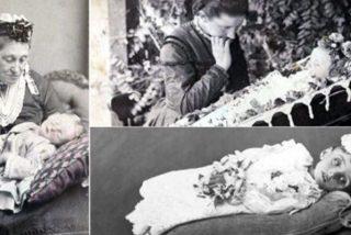 Memento mori: la escalofriante costumbre de fotografiar a los seres queridos tras su muerte