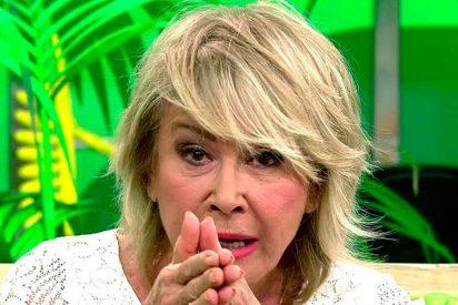 Mila Ximénez brota como 'la niña de El Exorcista' ante un comentario de la hija de Terelu Campos
