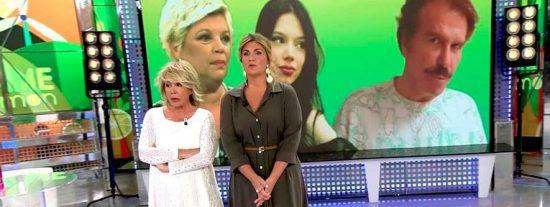 Mila Ximénez suelta la bomba sobre Bigote Arrocet y las hijas de María Teresa Campos