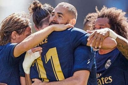 Gareth Bale 'resucita' en Vigo y el Real Madrid le casca un 1-3 al Celta